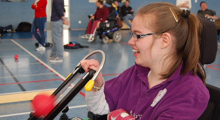 Visit our shop to see our range of specially designed disability equipment