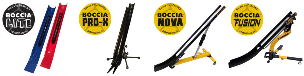 DEMAND Boccia Ramps for sale