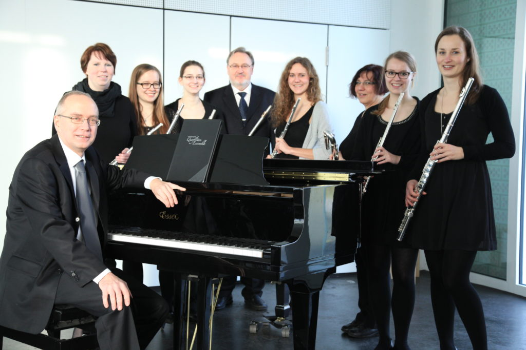 The Norderstedter Transverse Flute Ensemble