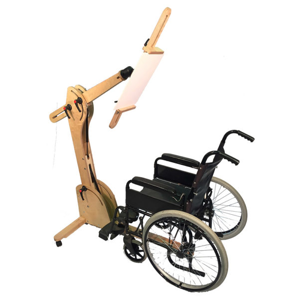 DEMAND FREASEL Accessible Easel With Canvas