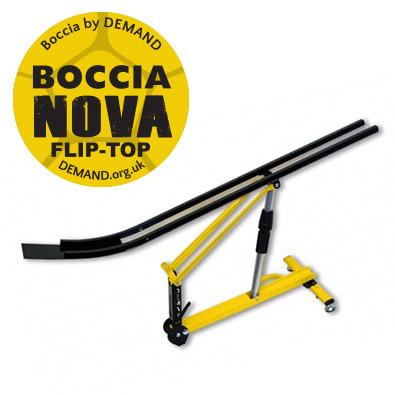 DEMAND Boccia Nova Flip-top Ramp