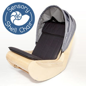 DEMAND Sensory Shell Chair