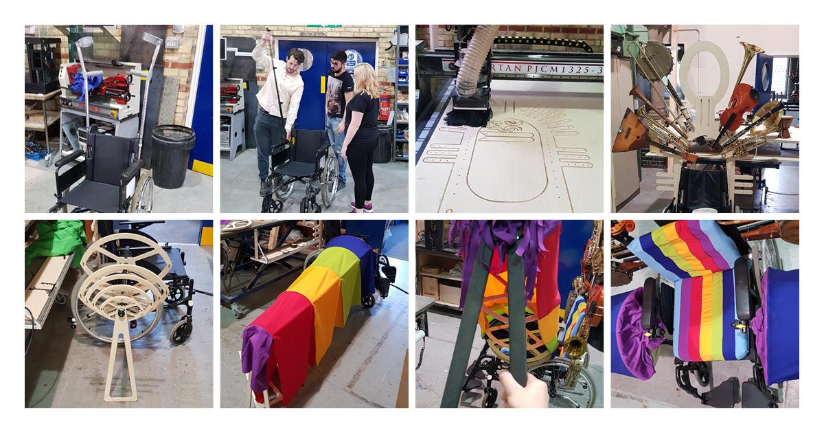 Manufacturing the dream machine