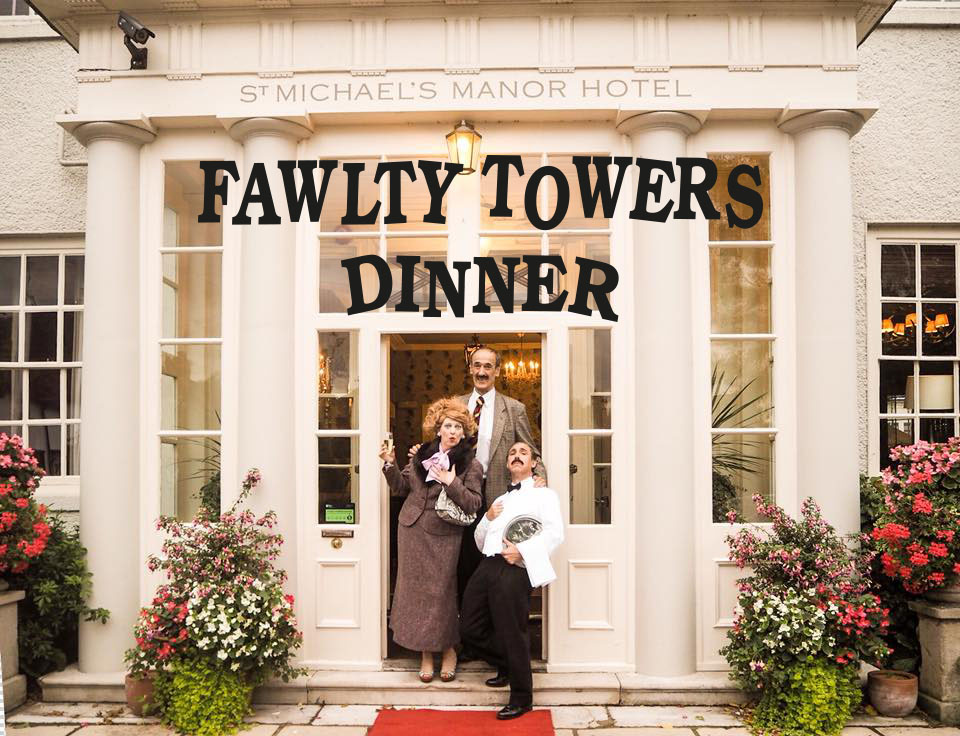 Fawlty towers at St Michaels Manor St Albans