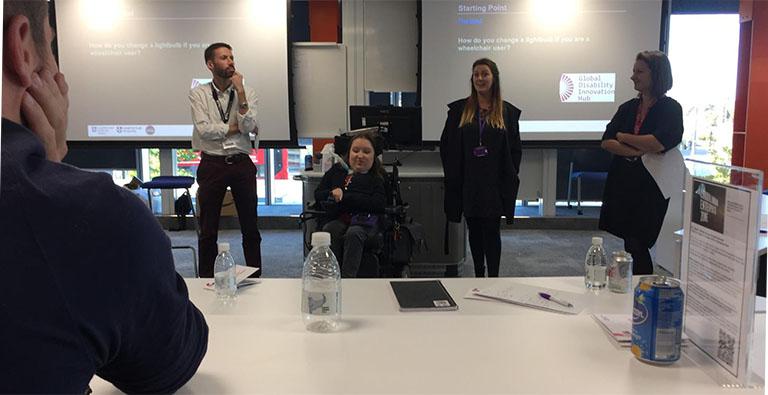 GDI Hub Hackathon Judging