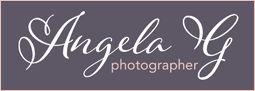 Angela G Photographer Logo