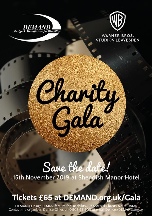 DEMAND Gala 2019 Poster