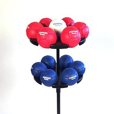 DEMAND Boccia Ball Stand Close