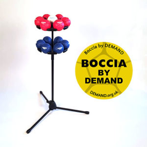 DEMAND Boccia Ball Stand